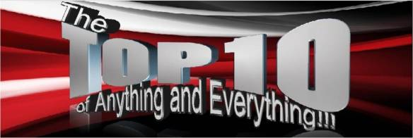 The Top Ten of Anything and Everything logo