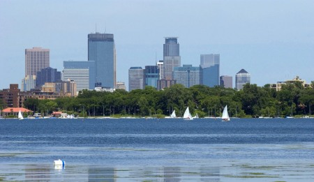 Lake Calhoun Minnesota