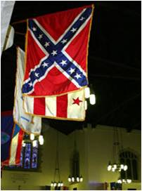 The Citadel Confederate Naval Jack