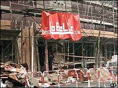Bombing of La Belle Discotheque Attack 1986