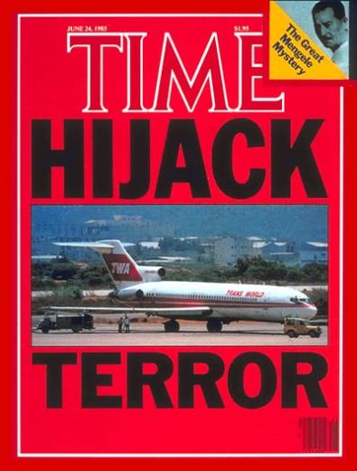 Hijacking of TWA Flight 847 1985