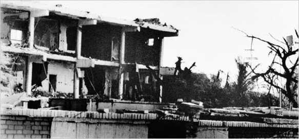 US Embassy Kuwait 1983 Bombing
